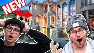 IT'S HERE! NEW HOUSE TOUR!!!!!!!!