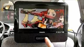 Just got a philip pd9012 9inch dual screen portable dvd player