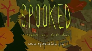 Spooked: a summer camp ghost story //  TEASER!