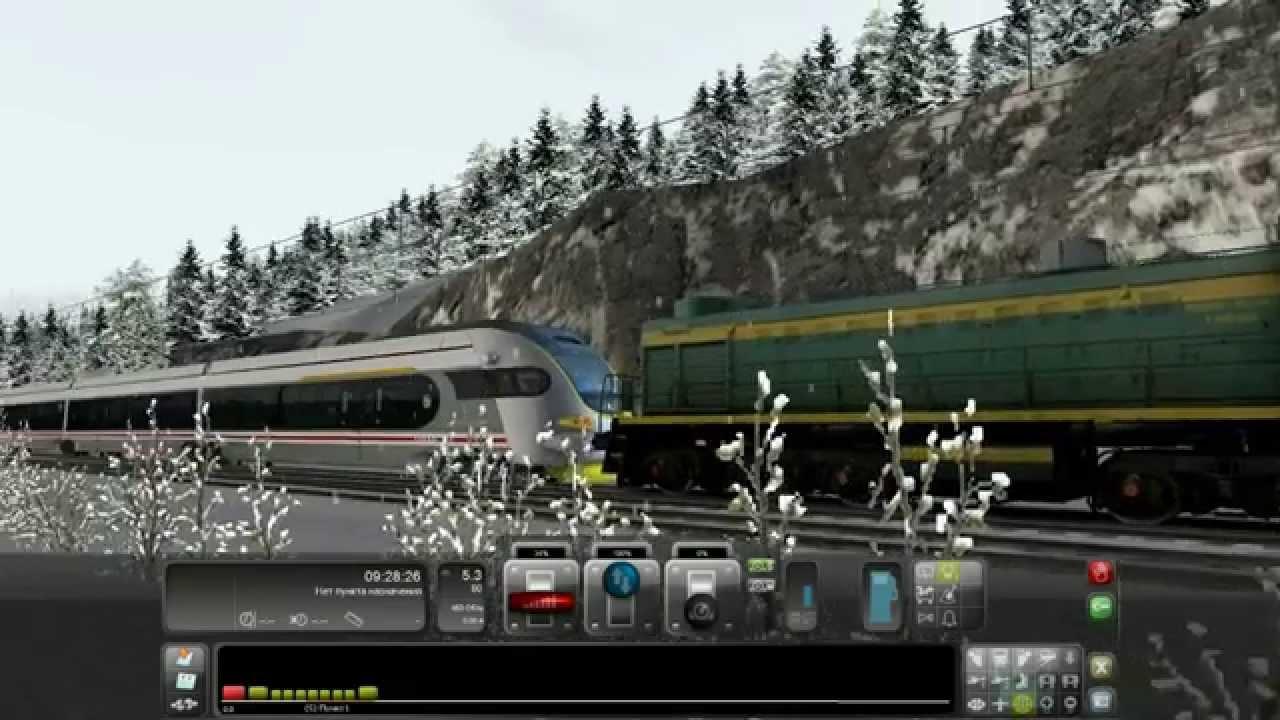 Симуляторы поездов скачать торрент