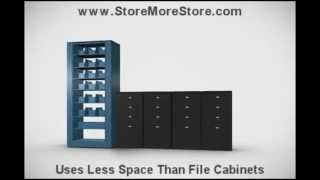 Buy Rotating Ez2® Office File and Stora