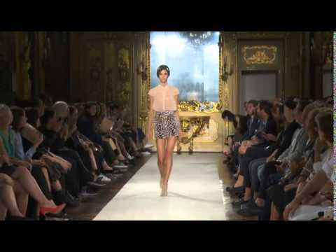 Elisabetta Franchi | Spring Summer 2015 Full Fashion Show | Exclusive