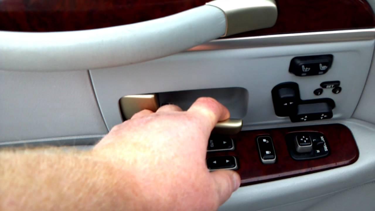 2003 Navigator Interior Door Handle