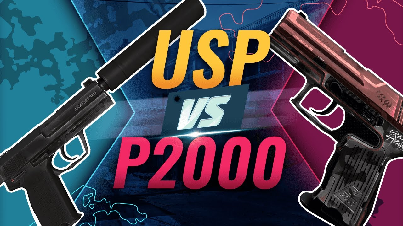 The ONLY Pistol Guide You'll EVER NEED   USP vs P20   CSGO