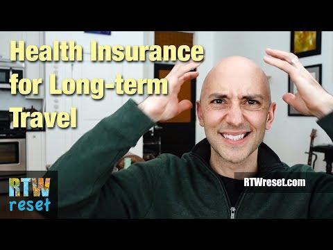 HEALTH INSURANCE For United States Citizens Traveling Long-term!