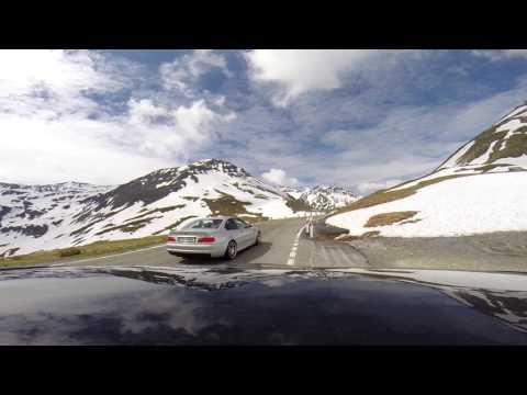 Suisse 2017 roadtrip