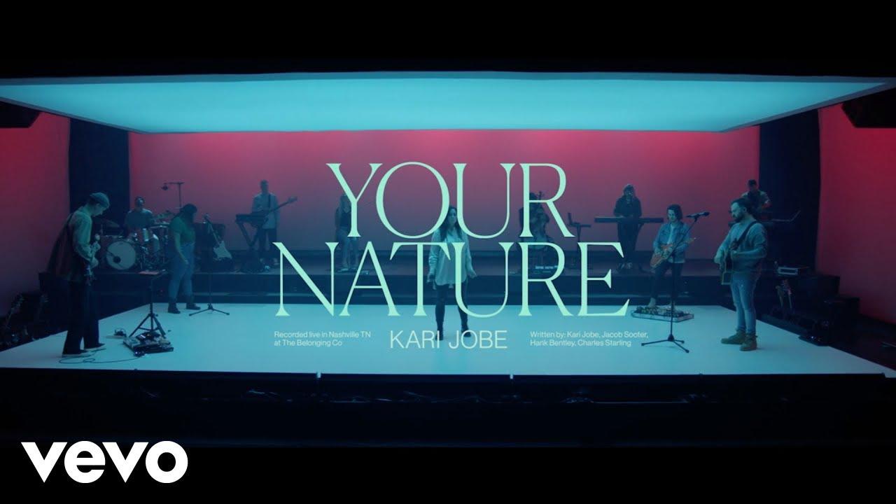 Kari Jobe Your Nature Live At The Belonging Co Nashville Tn 2020 Youtube
