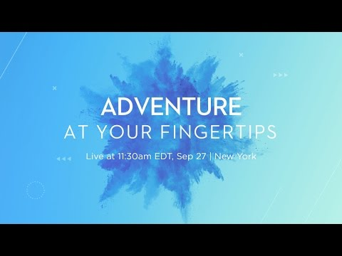DJI - Mavic - Adventure at Your Fingertips (Live Event)