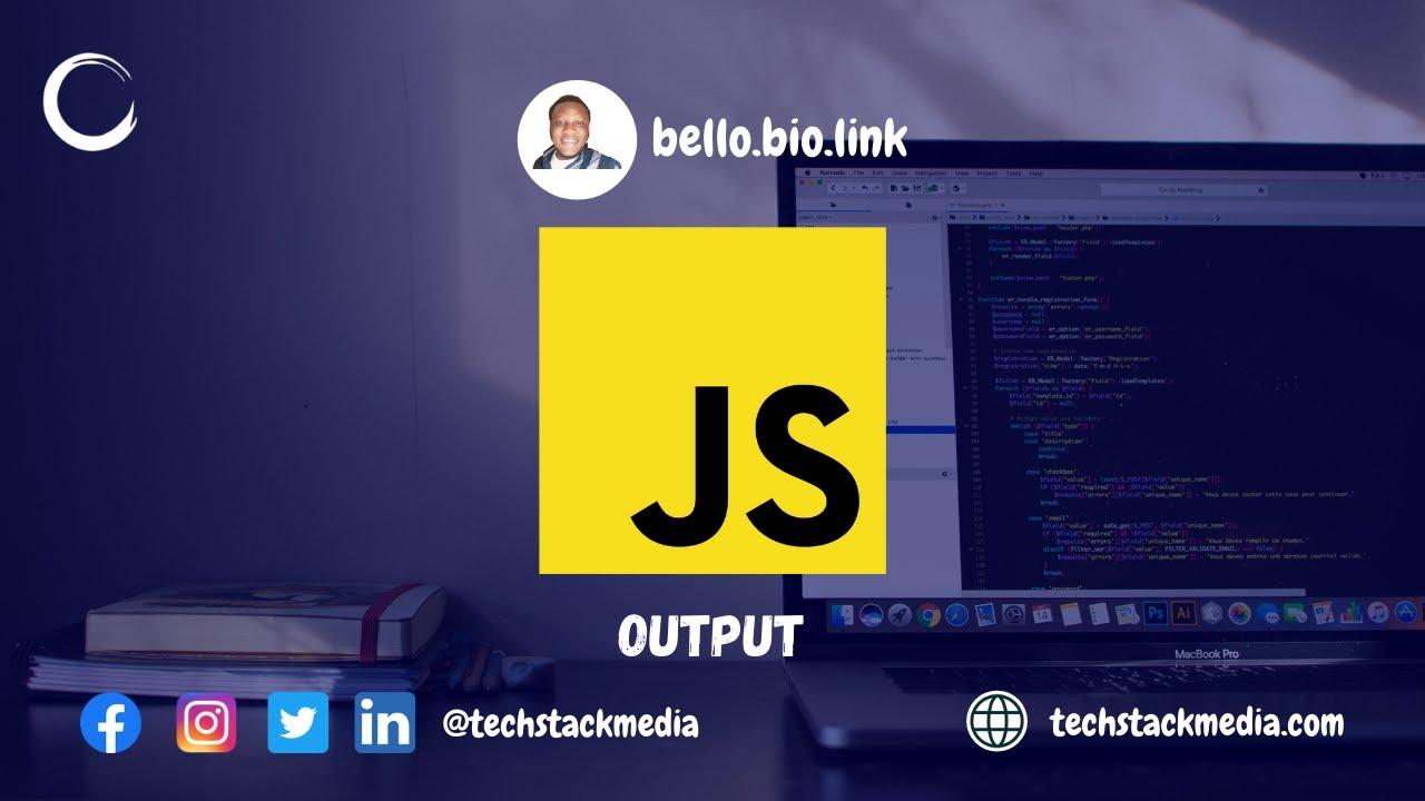 JavaScript Output - 5