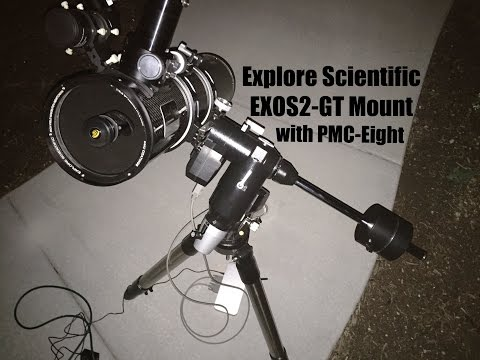 Explore Scientific EXOS2-GT with PMC-Eight Mount Review