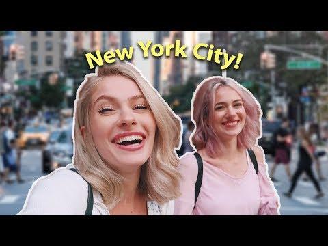 Surprise Trip To NYC!!! *vlog*