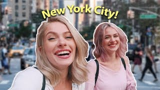 surprise trip to NYC!!! *vlog*
