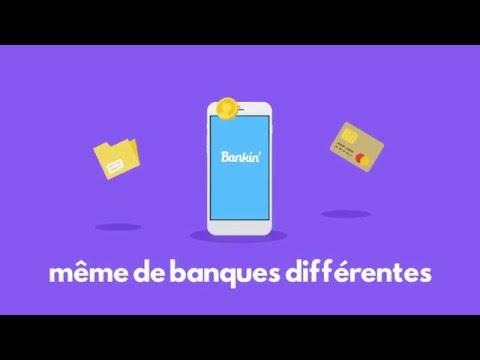 Bankin' - Gérez votre argent facilement