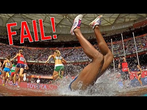 Ultimate Running Olympics Fails Compilation ❙ 2016