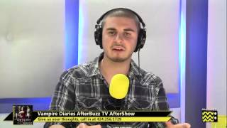 "Vampire Diaries After Show  Season 4 Episode 21 ""She's Come Undone"" 