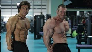 Яшанькин и Молнар. Тренировка груди. Полная версия.