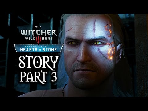 The Witcher 3: Wild Hunt - Hearts of Stone Story - Part 3 - Gaunter O