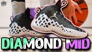 Jordan Jumpman Diamond MID Performance Review!