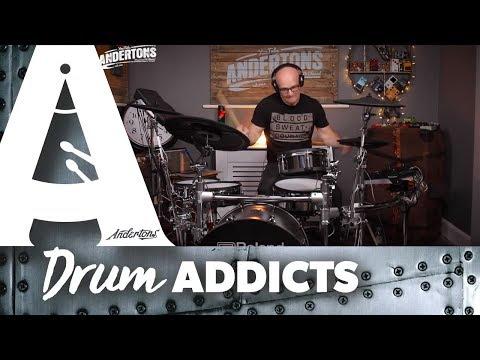Drum Addicts - Roland TD-50 V-Drums Proper Demo!