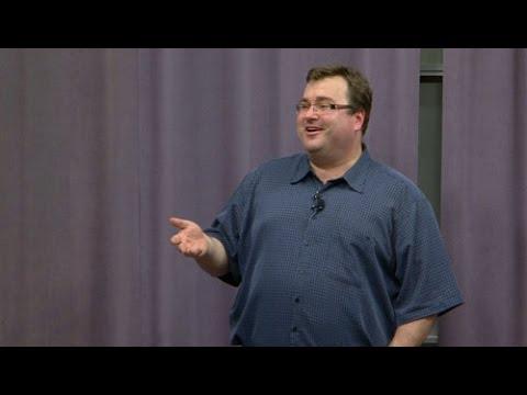 Reid Hoffman: Entrepreneurs Will Create the Future [Entire Talk]