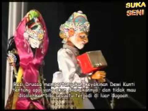 Download Dalang Asep Sunandar Sunarya Sayembara Dewi Kunti Part 13