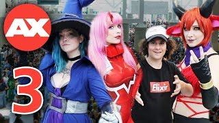 Anime Expo 2018 - Day 3 (Long Lines)