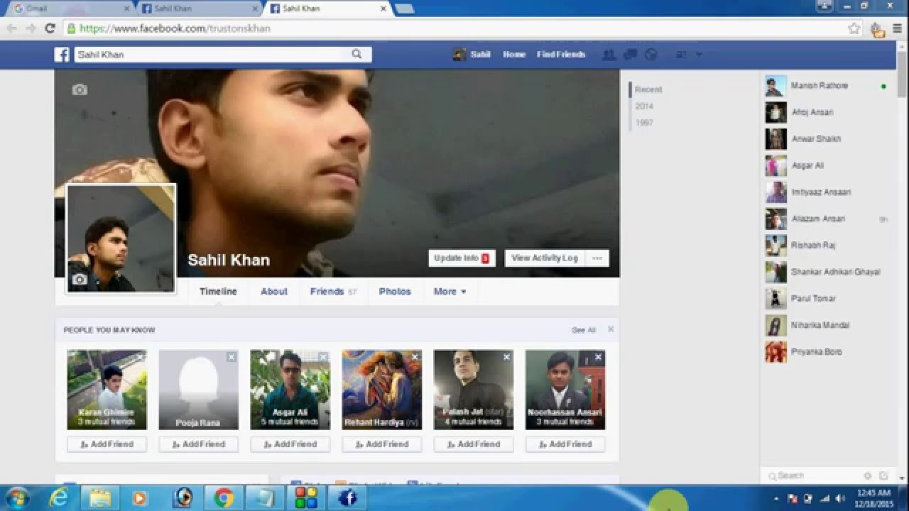how to delete facebook account without password youtube