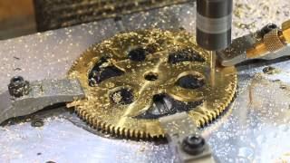 Orrery Construction Time Lapse - Seven Months in Seven Minutes