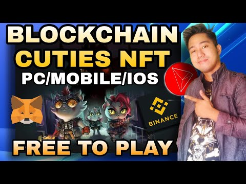 BLOCKCHAIN CUTIES NFT GAME PLAY TO EARN REVIEW (TAGALOG) | GET YOUR FREE CUTIE SA PAG SIGN UP!