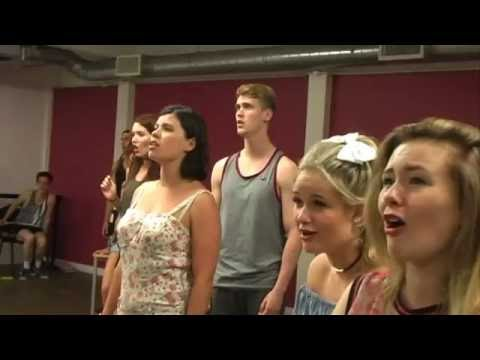 CAN'T STOP IT-the Musical (Workshop Rehearsal: Bright Spring Morning)