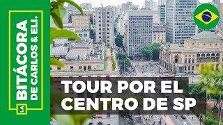 Tour por el Centro de Sao Paulo y Beco do Batman 👉 Qué hacer en Sao Paulo #4