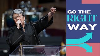Go The Right Way | Rev. Elaine Flake | Allen Virtual Experience