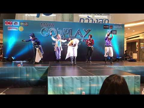 [ENG SUB] 21052017『刀剣乱舞』 Touken Ranbu Musical by Tourabu48 @Maya Cosplay Contest 2017