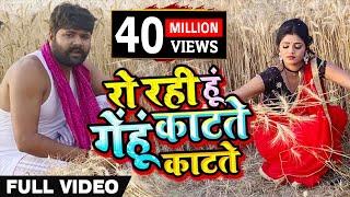 #Samar Singh और #Kavita Yadav का New #चईता - मर गयी मै गेहूं काटते काटते - Bhojpuri Chaita Song 2019