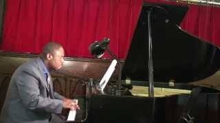 Chris Fleischer, Piano- Begone Unbelief/ O Heavenly King- Tune: Houghton