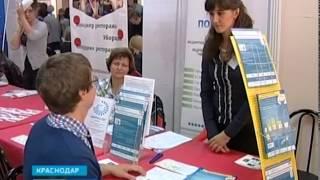 Во Дворце спорта «Олимп» проходит выставка «Абитуриент- 2014»