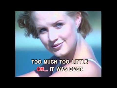 Too Much, Too Little, Too Late - Johnny Mathis (Karaoke Cover)