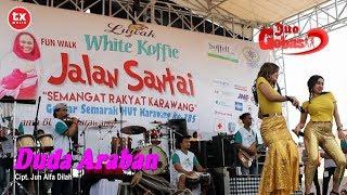 Download Video Duda Araban - Cupi Cupita & Prita Oziel (DUO GOBAS) di  Semarak HUT Karawang 2018 MP3 3GP MP4