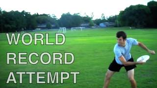 Maximum Time Aloft World Record Attempt | Brodie Smith