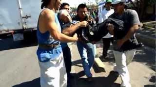 Atropellan a señor en carretera Sébaco-Matagalpa