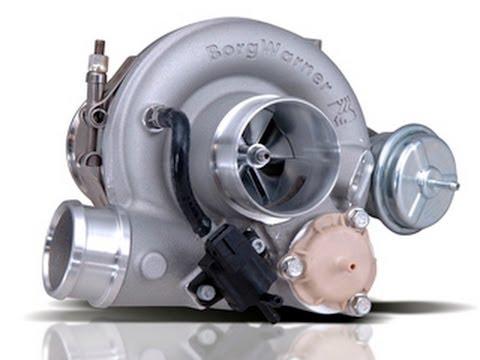 Turbocharged with Borgwarner - Autoline This week 1652