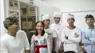 Housekeeping Team Bali Paragon Resort Hotel