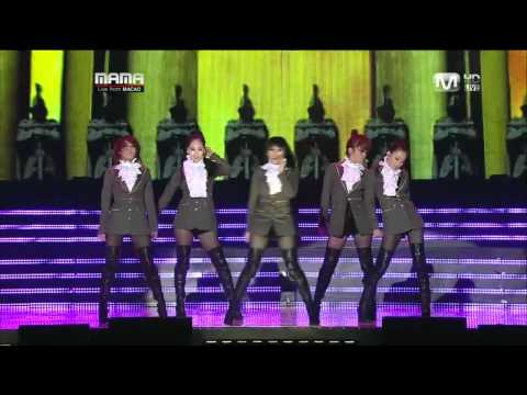[HD] Wonder Girls - So Hot, 2DT, Nobody