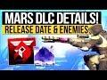 Destiny 2 News MARS DLC DETAILS LEAKED Gods Of Mars Date New Siva Enemies Charlemagne More mp3