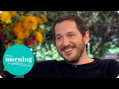 Dr Foster's Bertie Carvel on Playing a Villain  This Morning