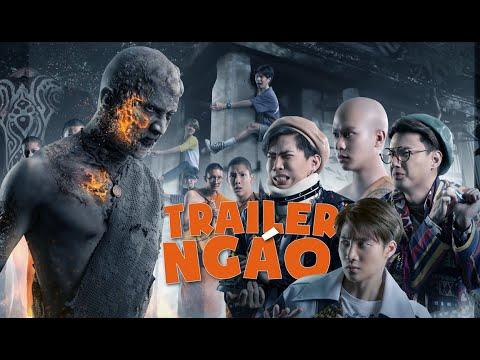 Xem phim Ngôi đền kỳ quái - Trailer Ngáo - Ngôi Đền Kỳ Quái 2 - Pede Đại Chiến Sư Thầy Hắc Ám!