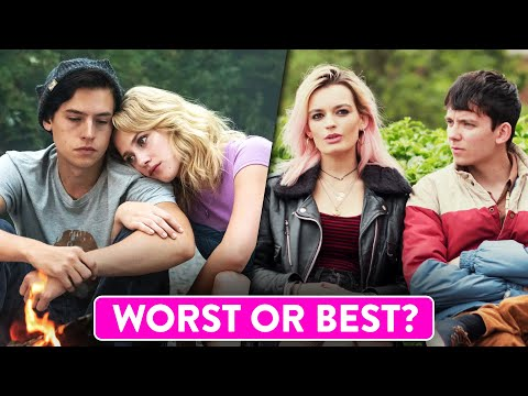 Top 5 Best and 5 Worst Netflix Couples Ranked |🍿 OSSA Movies