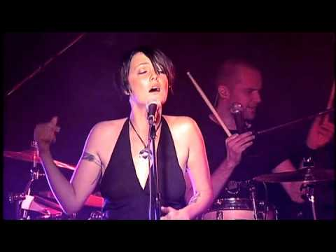Holly McNarland  at the Great Hall 2003