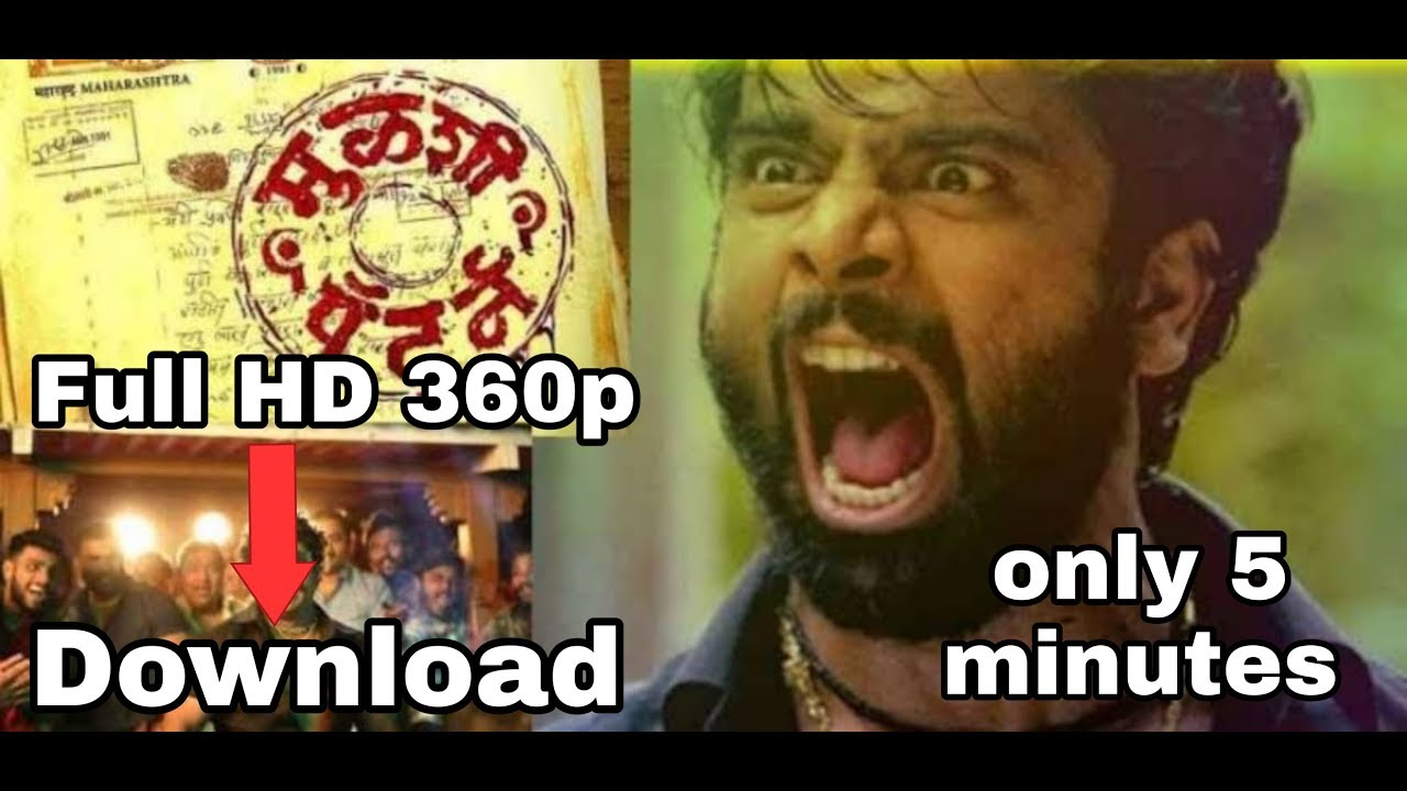 Download How to Download mulshi pattern movie 360p