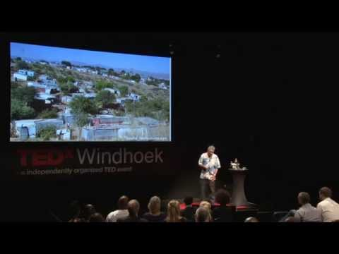 Uyelele - the Namibian solar bottle project: Hendrik Ehlers at TEDxWindhoek